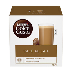 Nescafé Dolce Gusto Café au Lait Kapseln 16ST 160G