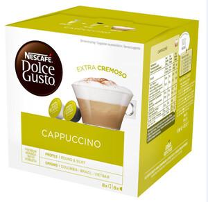 Nescafé Dolce Gusto Cappuccino Kapseln 8ST 186,4G