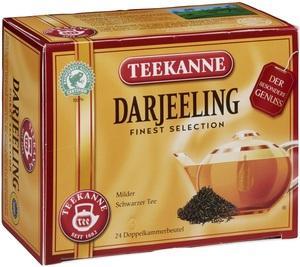 Teekanne Darjeeling Finest Selection 24ST 54G