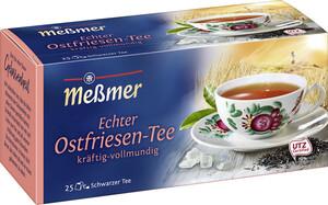 Meßmer Tee Feinster Ostfriesen 25ST 37,5G