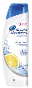head & shoulders Anti-Schuppen Shampoo citrus fresh 0,3 ltr
