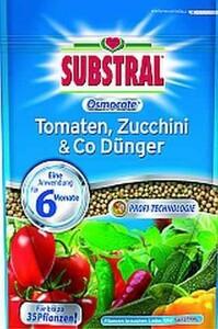 Substral Dünger Osmocote Tomate u. Zucchini ,  750 g