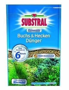 Substral Osmocote Buchs & Hecken Dünger ,  750 g