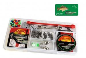 Paladin Angelzubehör Zielfischbox Karpfen, Aal ,  Grund/Posensortiment