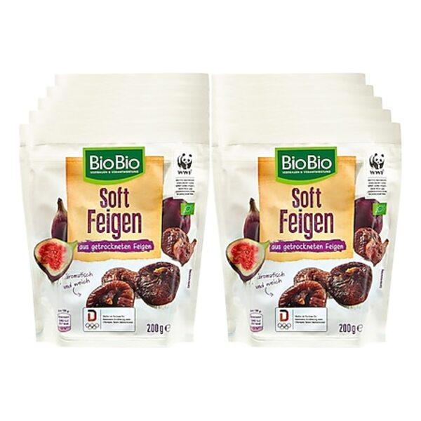 BioBio Feigen 200 g, 10er Pack