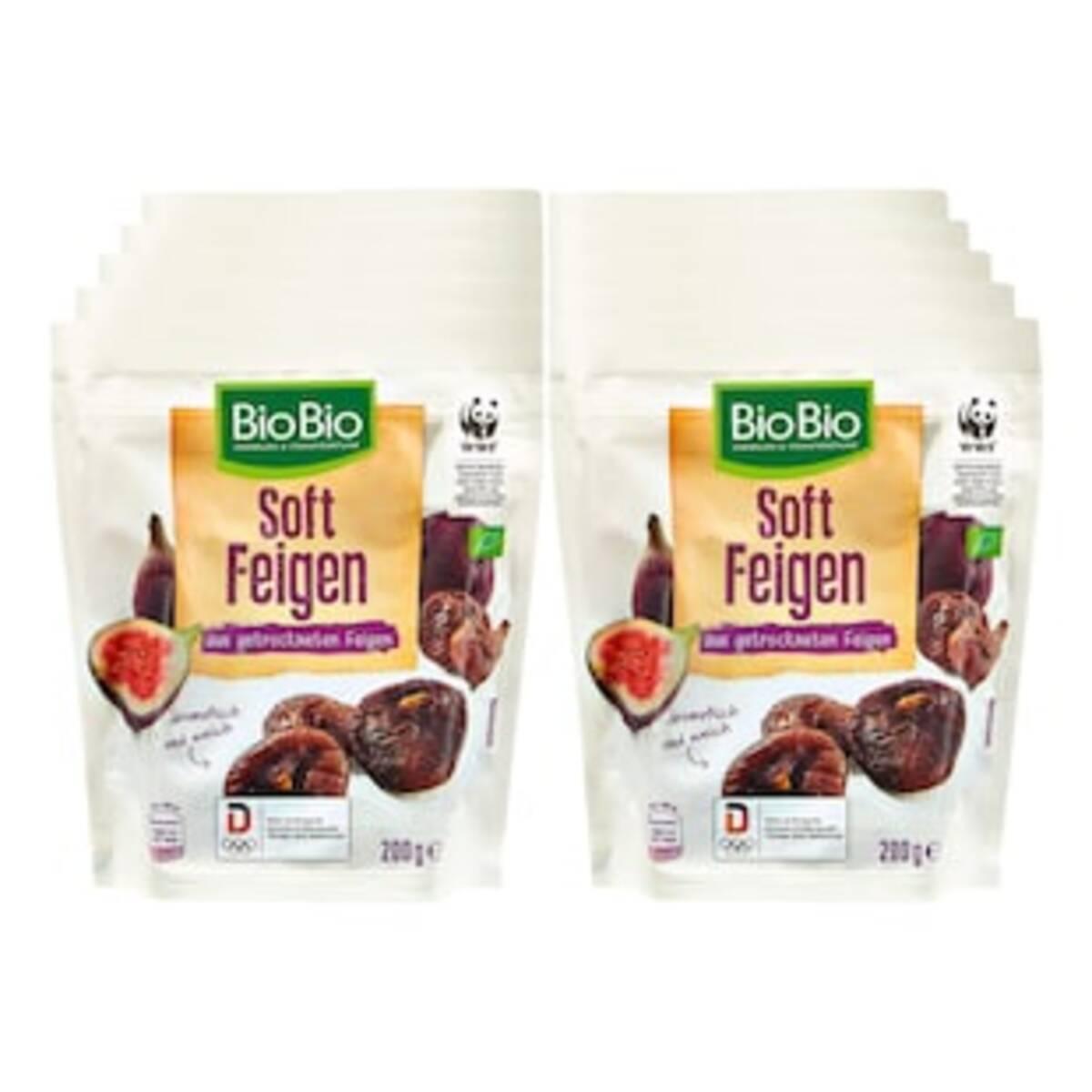 Bild 2 von BioBio Feigen 200 g, 10er Pack