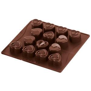 Dr.Oetker Schokoladenform  2498  Braun
