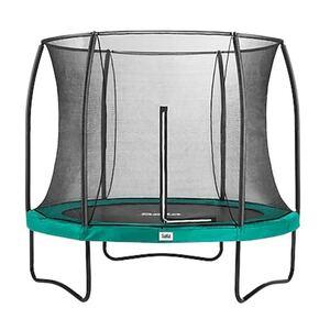 Salta Trampoline Comfort combo edition 183cm 6ft grün