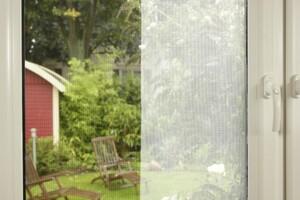 tesa Insektenschutz Fenster STANDARD 150 x 180 cm, weiß