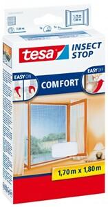 tesa Insektenschutz Fenster COMFORT 170 x 180 cm, weiß