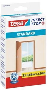 tesa Insektenschutz Gitter 65 x 220 cm, weiß