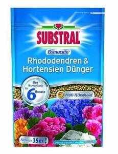 Substral Rhododendren Hortensiendünger 750 g