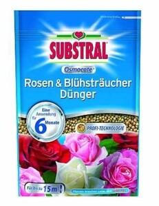 Substral Dünger Rosen & Blühsträucher 750 g