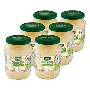BioBio Selleriesalat 190 g, 6er Pack