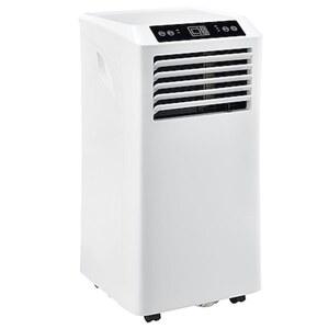 Juskys Lokales Klimagerät MK950W2 mit Fernbedienung & Timer - 2,6 kW – 3in1 Klimaanlage zur Kühlung