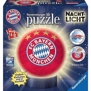 Ravensburger Puzzle 3D Puzzle-Ball Nachtlicht: FC Bayern München