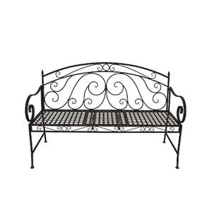 Garden Pleasure Bank SAKET mit hochklappbarem Tisch