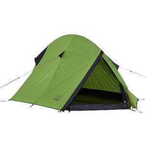 GRAND CANYON 1-2 Personen Zelt Cardova Trekking Einmann Einbogen Camping Leicht Farbe: Grün