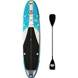 CBC 11'0 Current inflatable SUP + Paddel Set
