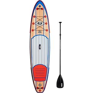 CBC 11'0 Nautic inflatable SUP + Paddel Set