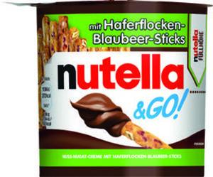 Nutella Sticks
