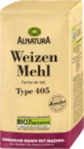Alnatura Weizenmehl