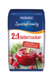 Nordzucker Sweet Family Gelierzucker 2:1