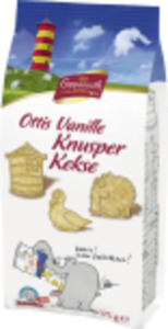 Coppenrath Ottis Vanille-Knusperkekse
