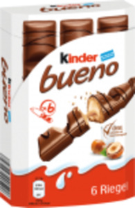 Ferrero Kinder Country oder bueno