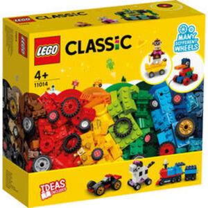 LEGO®Classic 11014 Steinebox mit Rädern