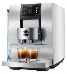 JURA Kaffeevollautomat Z10 EA Aluminium White