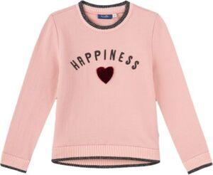 Sweatshirt  altrosa Gr. 110 Mädchen Kleinkinder