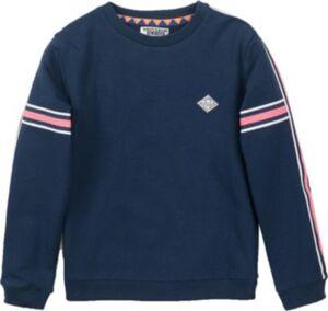 Sweatshirt  blau Gr. 128 Mädchen Kinder