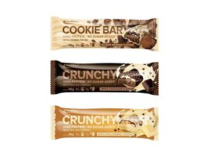 IronMaxx Cookie Bar/Crunchy