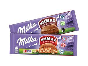 Milka Schokolade Großtafel