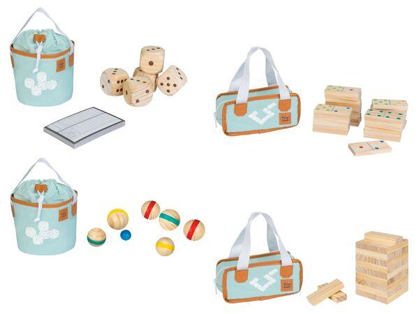 PLAYTIVE® Holzspielzeug, mit Transporttasche