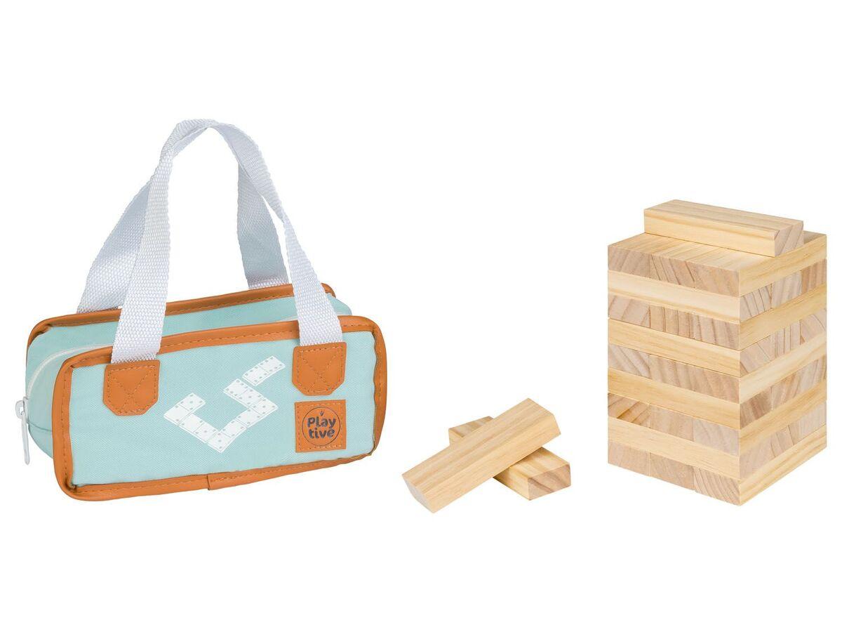 Bild 2 von PLAYTIVE® Holzspielzeug, mit Transporttasche