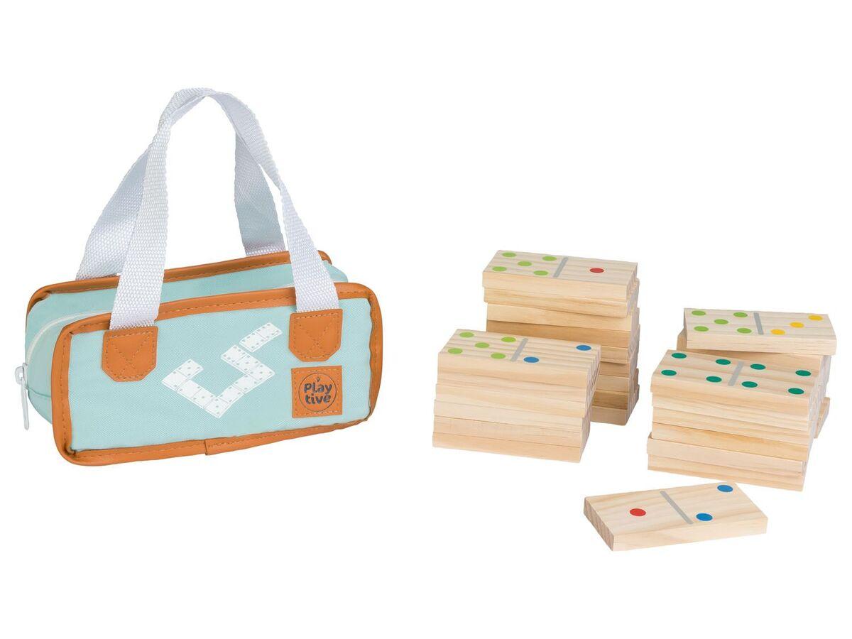 Bild 5 von PLAYTIVE® Holzspielzeug, mit Transporttasche