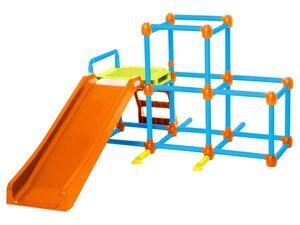 Lil Monkey Klettergerüst »Climb N' Slide Olympus« mit Rutsche