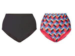 ESMARA® Bikini Unterteil Damen, optimale Passform