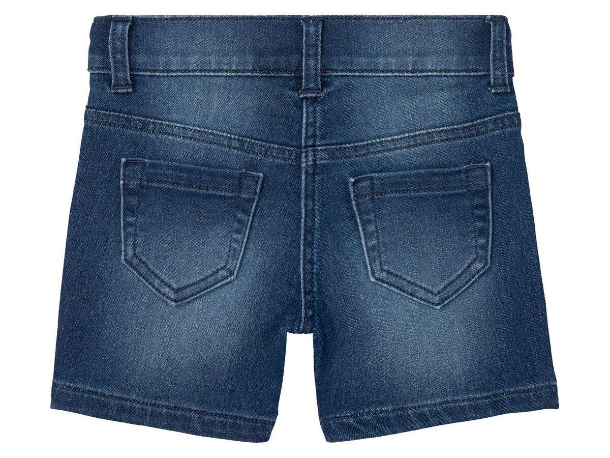 Bild 3 von LUPILU® Kleinkinder Shorts Mädchen, mit Eingrifftaschen