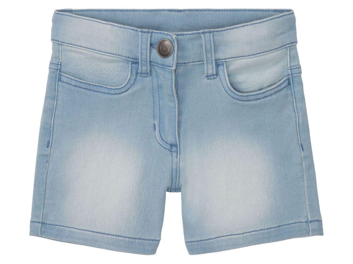 Bild 4 von LUPILU® Kleinkinder Shorts Mädchen, mit Eingrifftaschen