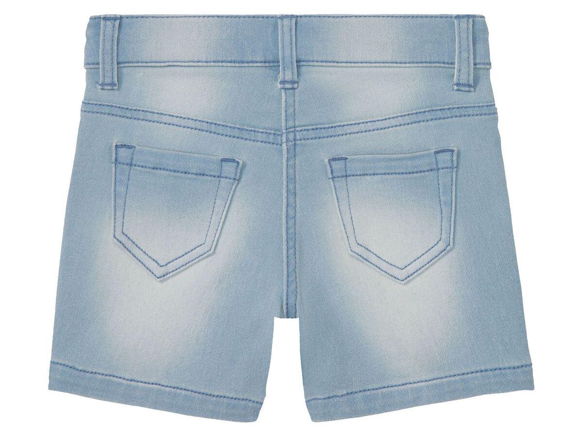 Bild 5 von LUPILU® Kleinkinder Shorts Mädchen, mit Eingrifftaschen