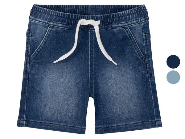 LUPILU® Kleinkinder Shorts Jungen, mit Eingrifftaschen