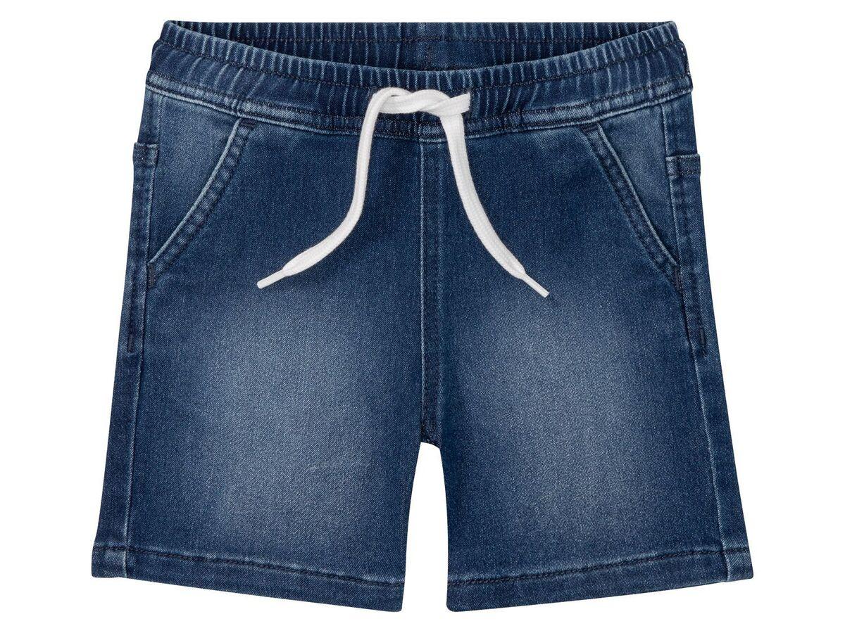 Bild 2 von LUPILU® Kleinkinder Shorts Jungen, mit Eingrifftaschen