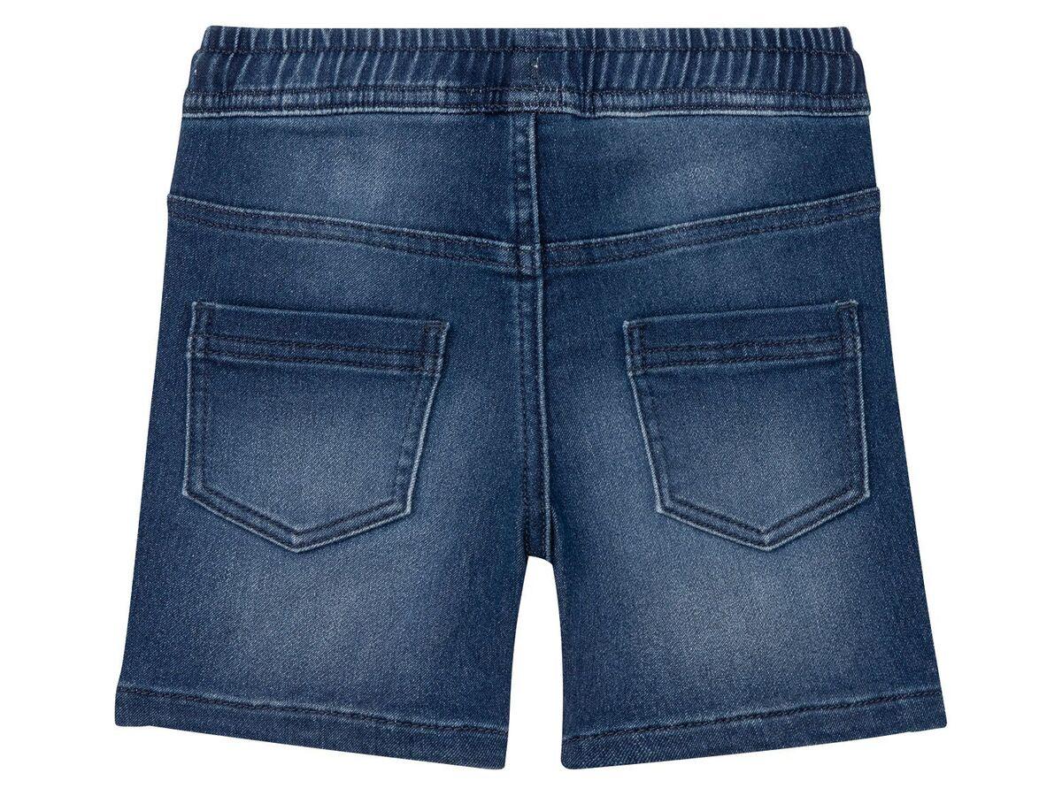 Bild 3 von LUPILU® Kleinkinder Shorts Jungen, mit Eingrifftaschen
