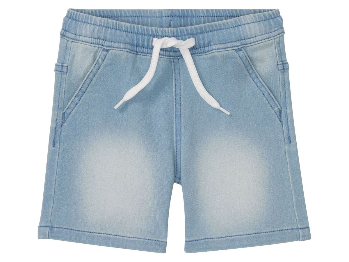 Bild 4 von LUPILU® Kleinkinder Shorts Jungen, mit Eingrifftaschen