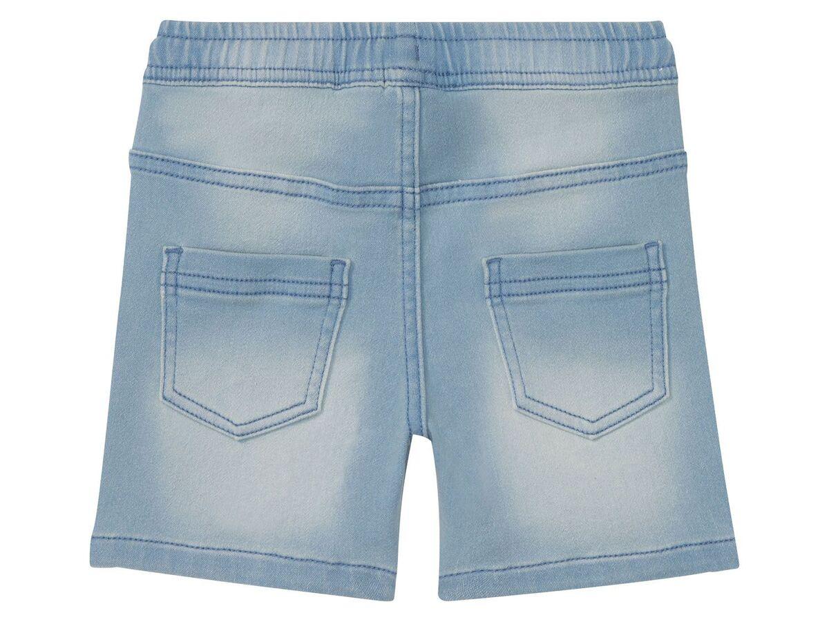 Bild 5 von LUPILU® Kleinkinder Shorts Jungen, mit Eingrifftaschen