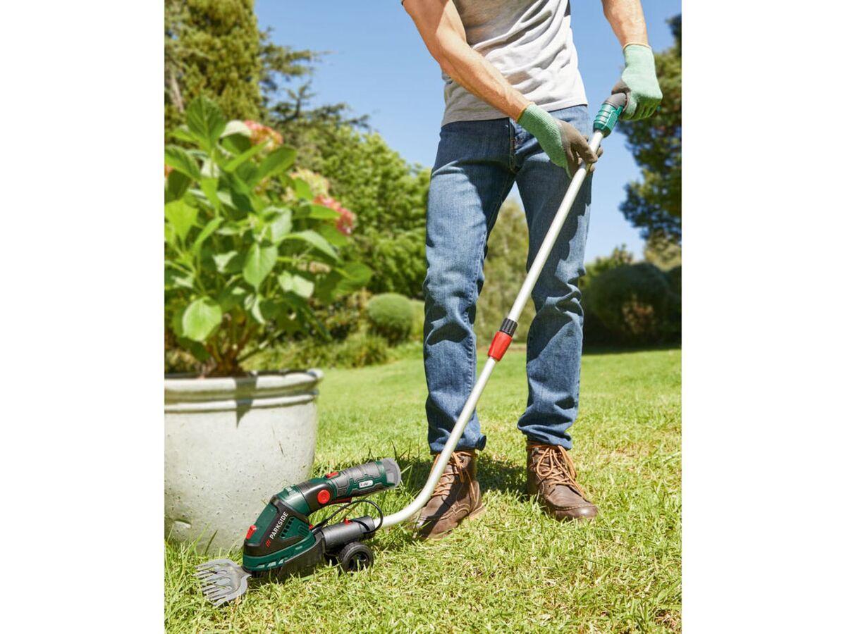 Bild 3 von PARKSIDE® Akku Gras- und Strauchschere »PGSA 12 A1«, ohne Akku und Ladegerät