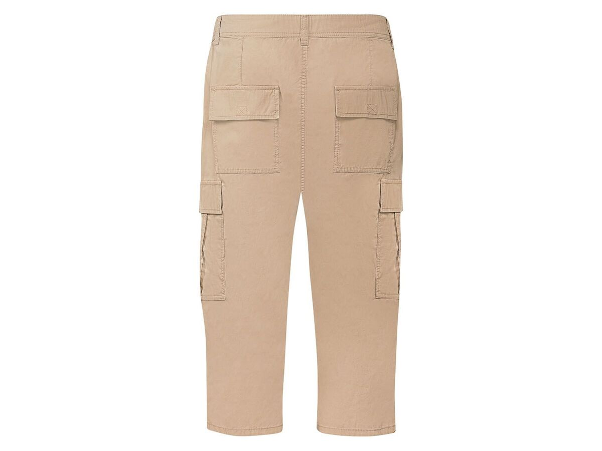Bild 4 von LIVERGY® Hose 3/4 Herren, mit aufgesetzte Cargo-Taschen
